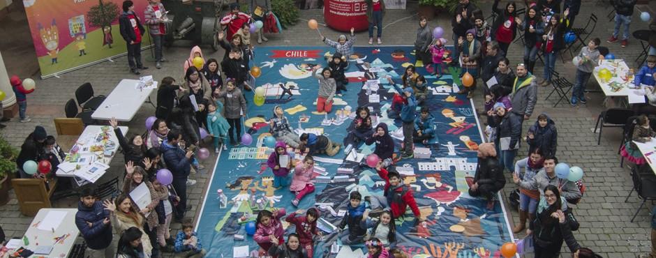 Imagen Niñas y Niños reconstruyeron Monumentos en papel y convocan a nuevo Día del Patrimonio