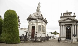 """Imagen Cementerio de Punta Arenas """"Sara Braun"""""""