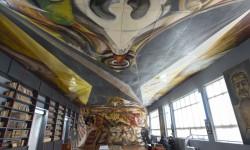 Imagen Murales de la Escuela México