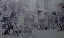 Imagen Sitio de Memoria Cuartel Borgoño