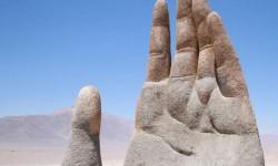 Imagen Mano del Desierto