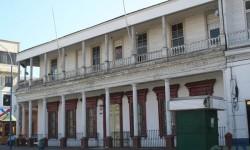 """Imagen Edificio de la antigua Firma """"The Nitrate Agencies Limited"""" de Iquique"""