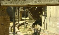 Imagen Construcciones y parque de la antigua bodega de vinos de la ex Viña San Carlos