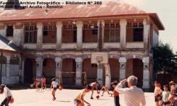 Imagen Centro cultural comunal de Renaico, ex escuela primaria N° 16