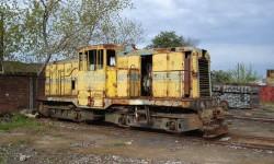 Imagen Locomotora diesel DT-4001