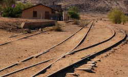 Imagen Estación de ferrocarriles de Cachiyuyo