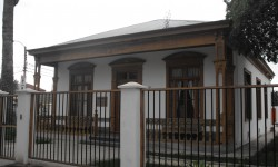 Imagen Casa que fuera de Gabriela Mistral