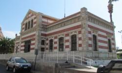 Imagen Edificio de la antigua Aduana de Arica
