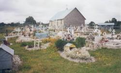 Imagen Capilla y cementerio indígena de Caicaén