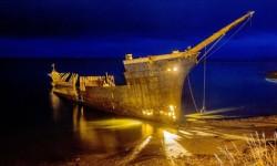 Imagen Los restos del buque Lonsdale