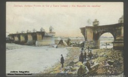 Imagen Todos los restos del puente de Cal y Canto