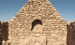 Imagen Ruinas de la capilla de Misiones de Peine Viejo