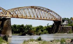 Imagen Puente ferroviario de Perquilauquén