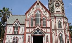 Imagen La Iglesia Catedral San Marcos de Arica