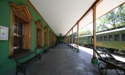 Imagen Estación de Ferrocarril de Antofagasta a Bolivia