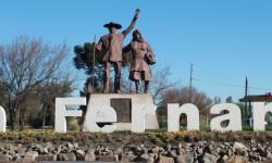 Imagen Monumento a la familia campesina