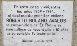 Imagen Roberto Bolaño Avalos