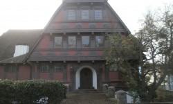 Imagen Réplica de la casa construída en el Siglo XVII en Hildesheim, Baviera