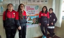 Imagen Ganadores Concurso Afiche 1er día del Patrimonio para Niñas y Niños