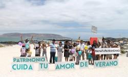"""Imagen Consejo de Monumentos lanza campaña en redes sociales para protección patrimonial """"Cuida tu amor de Verano"""""""