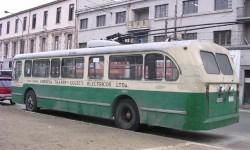 Imagen Trolebuses de Valparaíso