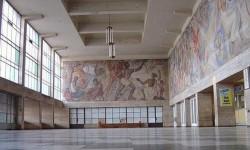 Imagen Mural Historia de Concepción