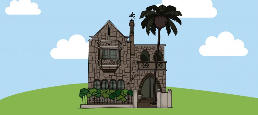 Casa de las Gárgolas