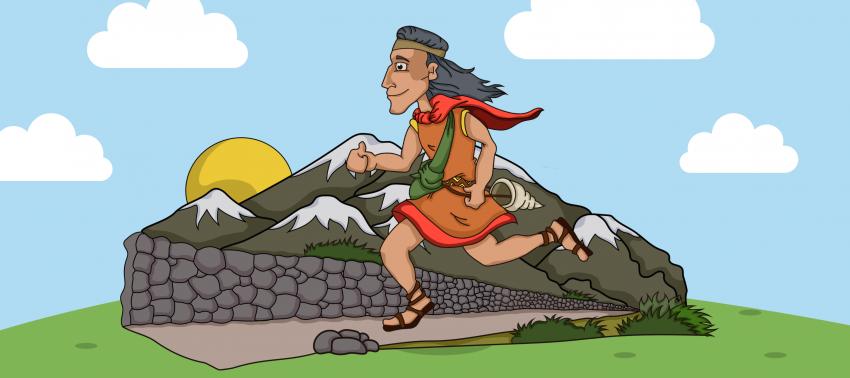 Qhapaq Ñan-Sistema Vial Andino