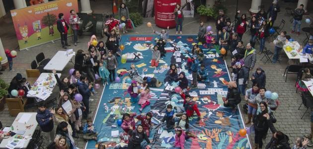 Niñas y Niños reconstruyeron Monumentos en papel y convocan a nuevo Día del Patrimonio
