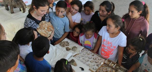 Niñas y niños de la comuna de Navidad descubren su patrimonio